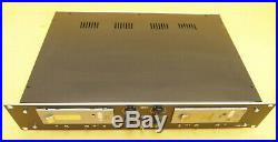 Telefunken Siemens V72 Dual Micpre Rack Input Output PAD 48V ramped! Phase rev