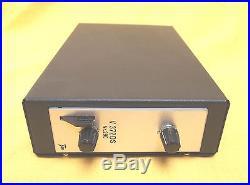 Telefunken TAB Dual Micpre V372 DS modded to 45 dB adjustable gain