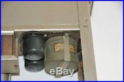 Telefunken V66u Tube Recording Amp für M10 / T9 /Tonbandgerät Aufnahmeverstärker