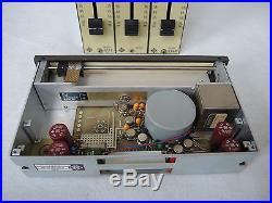 Telefunken W691 4x Mono Active PreAmp discrete like W690 / W444a Transformer I/O