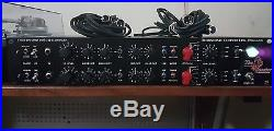 Thermionic Culture Rooster 2 Two-Channel Tube Microphone Preamp EQ 2 XLR Cables