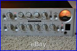 Toft Audio Designs ATC-2 Two-Channel Stereo Mic Preamp Compressor Equalizer NICE