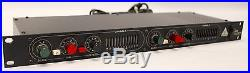 Trident Audio S20 Dual Mic Microphone Preamp Rack Mount