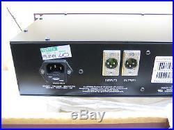 Trident MTA A-Range Dual Mic Pre EQ New Old Stock