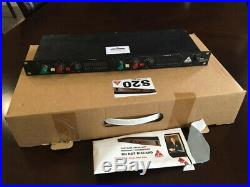 Trident S20 Dual Microphone Preamplifier