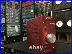 True Systems P-Solo Mic pre amp //ARMENS//