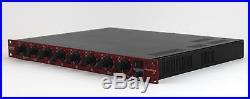 True Systems Precision 8 8-Channel Microphone Preamp Mic Pre