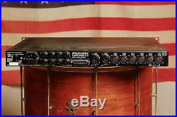 True Systems Precision 8 Neumann Microphone Preamp 8-channel