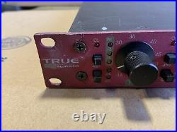 True Systems Precision 8 Studio 8-Channel Mic Preamplifier