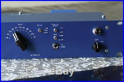 Tube Tech MP 1A dual mic preamp in excellent condition-microphone preamplifier