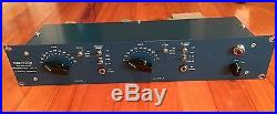 Tubetech MP1A Dual Input TUBE Mic Instrument PREAMP MP 1A Tube-Tech Great Shape