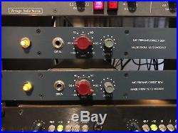Two Neve 1272 preamps with Power supply. Free Insured Priority Shipping