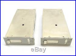Two TAB / Telefunken V74's tube / line/ mic preamp's + PLUG & PLAY Lunchbox