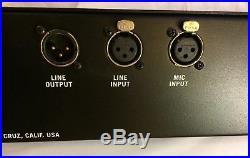 UA Universal Audio LA-610 Tube Microphone Preamp with EQ and Compressor