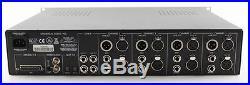 UNIVERSAL AUDIO 4-710d Black 4 Channel Tone Blending Mic Preamplifier