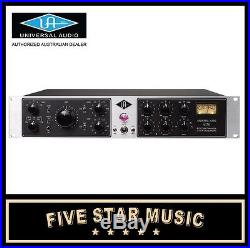 UNIVERSAL AUDIO 6176 Channel Strip, (UA 1176 Compressor & 610 Preamp in one) NEW