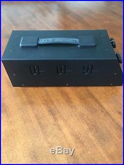 UNIVERSAL AUDIO SOLO / 610 Classic Microphone Tube Preamp & DI Box