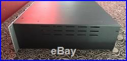 UNIVERSAL AUDIO UA 4 710d Tube 4 CHANNEL Microphone Mic Pre Amp Box manual NICE