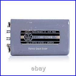 UTC HA-100X Transformer Rare Vintage HA100X for Teletronix UA Urei LA-2A NOS