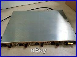 Undertone Audio MPDI-4 Class A 4-channel Mic Preamp & DI