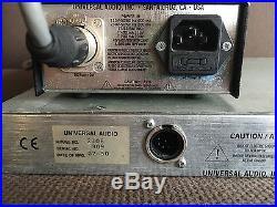Universal Audio 2108 Class A Stereo Microphone Preamplifier DI Urei