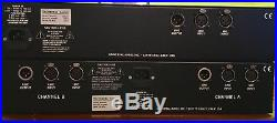 Universal Audio 2-610 2 Channel Tube Preamp