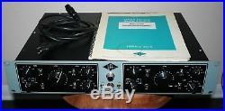 Universal Audio 2-610 (Blueface)