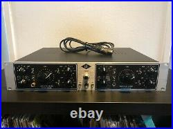 Universal Audio 2-610 Dual Channel Tube Preamplifier