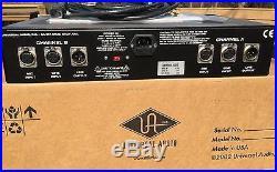 Universal Audio 2-610 preamp