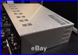Universal Audio 4110 4-ch Mic Pre Designed by Burl Audio founder Rich Williams