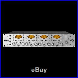 Universal Audio 4710D 4-Channel Tone-Blending Microphone Preamp