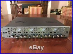 Universal Audio 4710d pre-amps Less than two months old