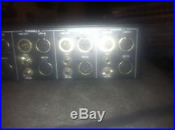 Universal Audio 4-710D 4 Channel Mic Preamp