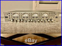 Universal Audio 4-710D 4-channel Tube/FET Preamp withDynamics