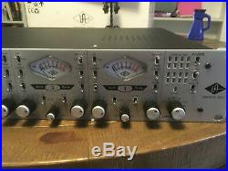 Universal Audio 4-710D Four-Channel Tone-Blending Mic Preamp