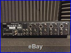 Universal Audio 4-710d 4 Channel Tone-Blending Mic Preamp