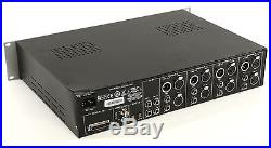 Universal Audio 4-710d 4-channel Tube/FET Preamp and DI