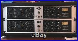 Universal Audio 6176 610 Preamp + 1176 LN Compressor / Limiter Channel Strip