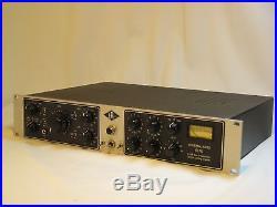 Universal Audio 6176 (610 Tube Preamp and 1176 Compressor Combo)