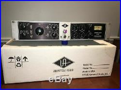 Universal Audio 6176 Channel Strip Microphone Preamplifier Compressor