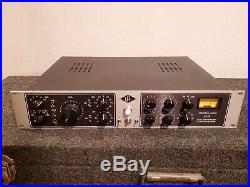Universal Audio 6176 Channel Strip UA 610 tube mic preamp 1176 LN compressor JAN