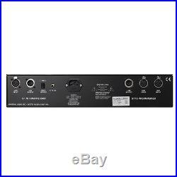 Universal Audio 6176 Recording Channel Strip 610-Preamp 1176-Compressor DEMO