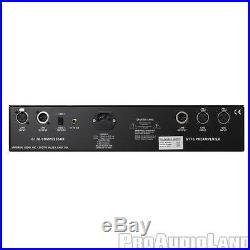 Universal Audio 6176 Recording Channel Strip 610-Preamp 1176-Compressor NEW