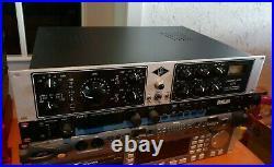 Universal Audio 6176 Tube Preamp and 1176LN Compressor Mic PreAmp
