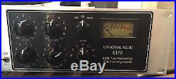 Universal Audio 6176 Tube Preamplifier Clean