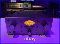 Universal Audio 710 (2 in 1) Tube and Solid State Mic Preamp With Blend Feature