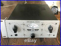 Universal Audio 710 Twin-Finity Tube Mic Preamp. Used. No issues