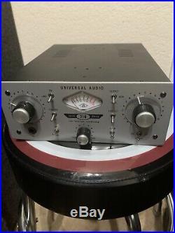Universal Audio 710 Twin-Finity Tube Microphone Preamp