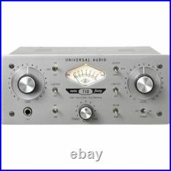 Universal Audio 710 Twin-Finity Tube Microphone Preamp Mint Condition NEW