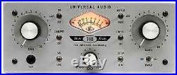 Universal Audio 710 Twinfinity Preamp